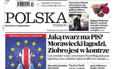 """Najnowsze wydanie """"Polski"""": Zobacz, co przygotowaliśmy do czytania"""