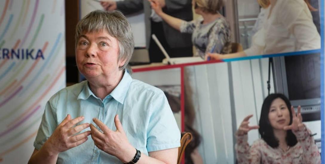 Prof. Maria Lewicka:  Pamiętajmy, że od dawien dawna ktoś, kto ma tytuł profesora, cieszył się w Polsce ogromnym autorytetem