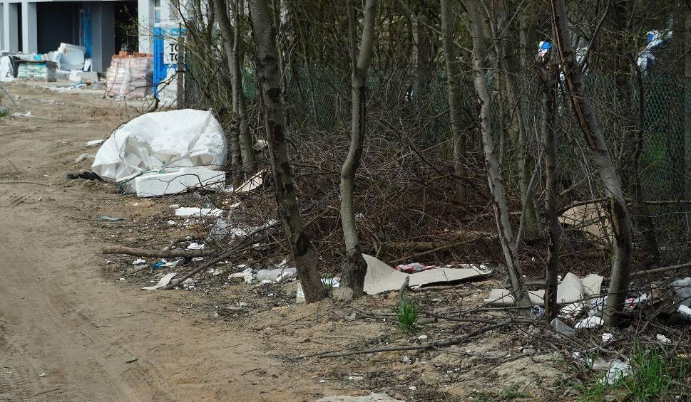 Film do artykułu: Tak wyglądają tereny zielone na osiedlu Skorupy. Rozbite butelki, puste opakowania, szmaty, folie i styropian (wideo, zdjęcia)