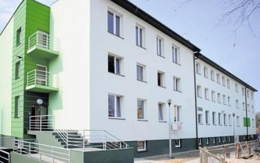 Dom dla Bezdomnych Mężczyzn Caritas Diecezji Tarnowskiej przy ul. Prostopadłej w Tarnowie