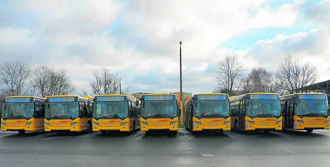 Siedem nowych autobusów MZK wyjedzie już jutro na ulice Koszalina