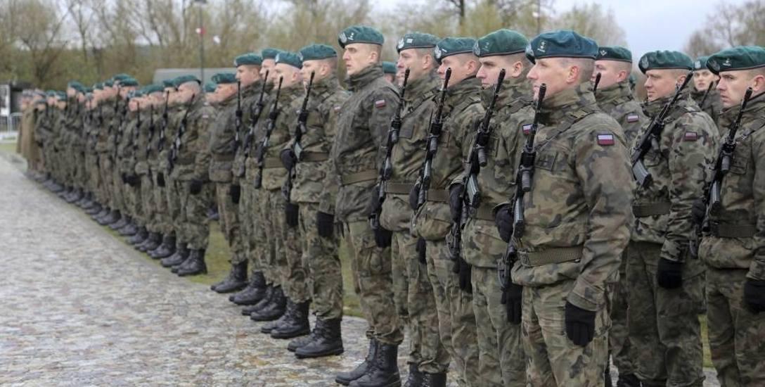 Od września w Żukowie będą szkolić przyszłych żołnierzy wojsk obrony terytorialnej