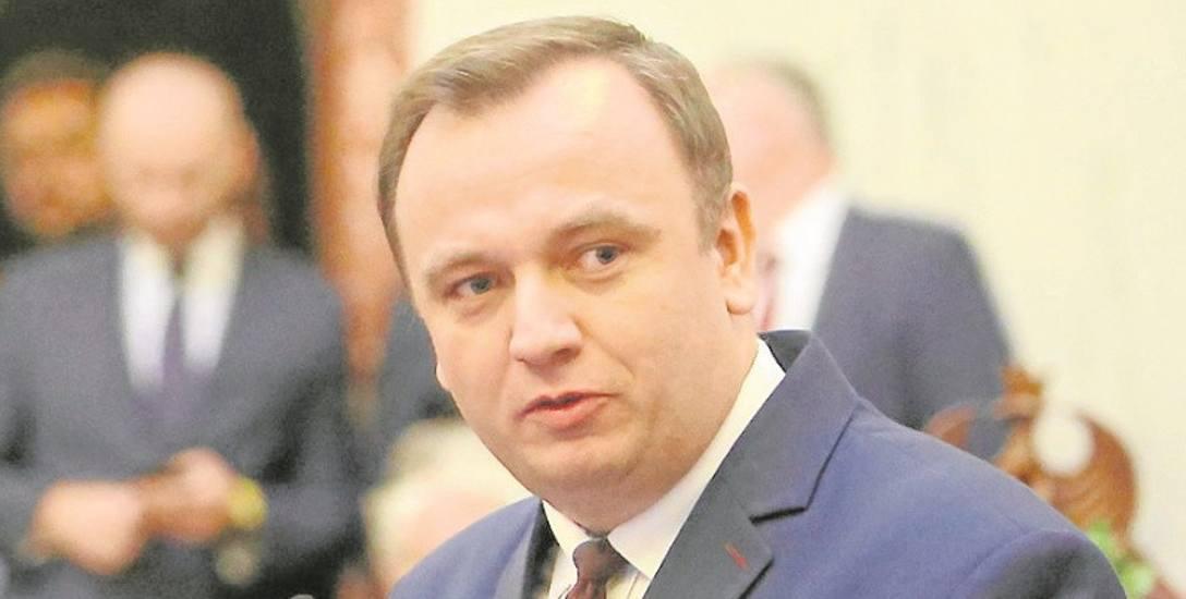 Jakub Chełstowski jest marszałkiem śląskim od listopada 2018 r.