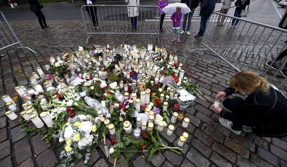 Film do artykułu: Finlandia: Atak w Turku był zamachem terrorystycznym. Napastnik pochodził z Maroka