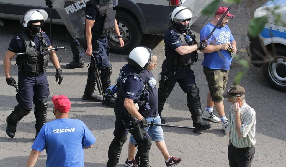Film do artykułu: Pseudokibice zatrzymani przez policję po meczu Polonia Bytom - Ruch Chorzów staną przed sądem