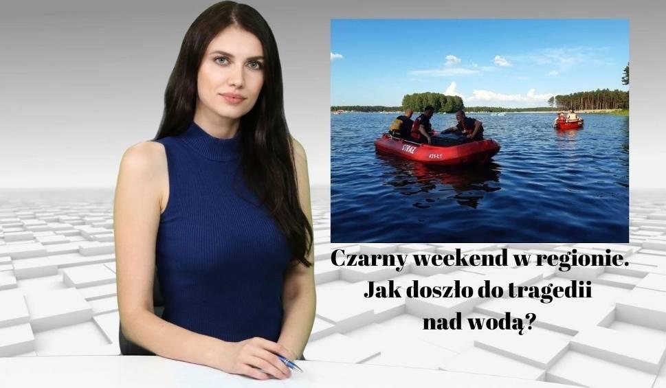 Film do artykułu: Wiadomości Echa Dnia. Czarny weekend w Świętokrzyskiem. Jak doszło do tragedii nad wodą?