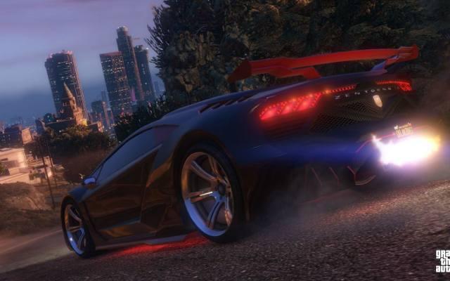 Grand Theft Auto V: Gdyby ktoś zapomniał o premierze... (wideo)