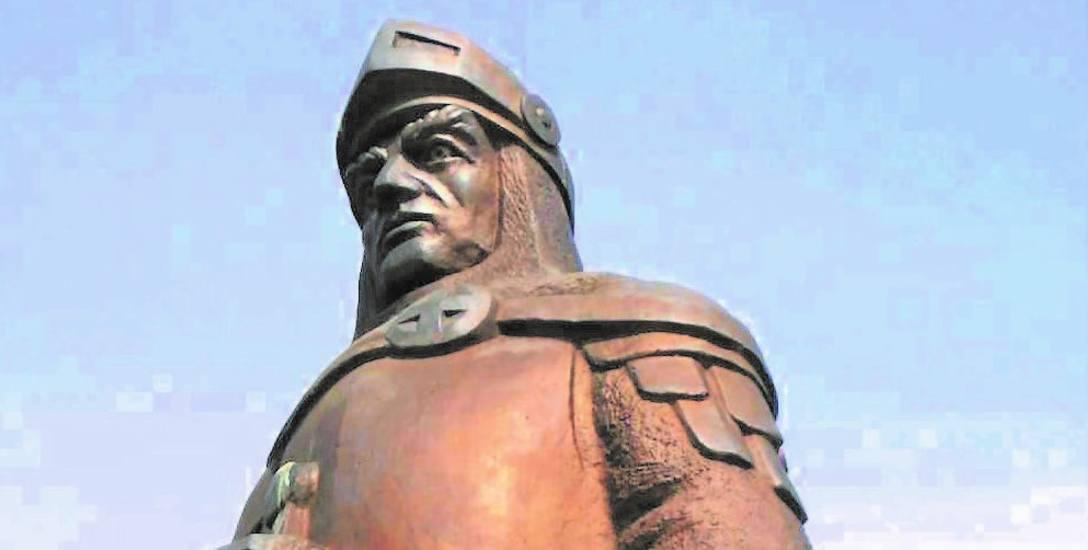 Od 2010 roku w Nowym Garbowie znajduje się pomnik sławnego rycerza i dyplomaty