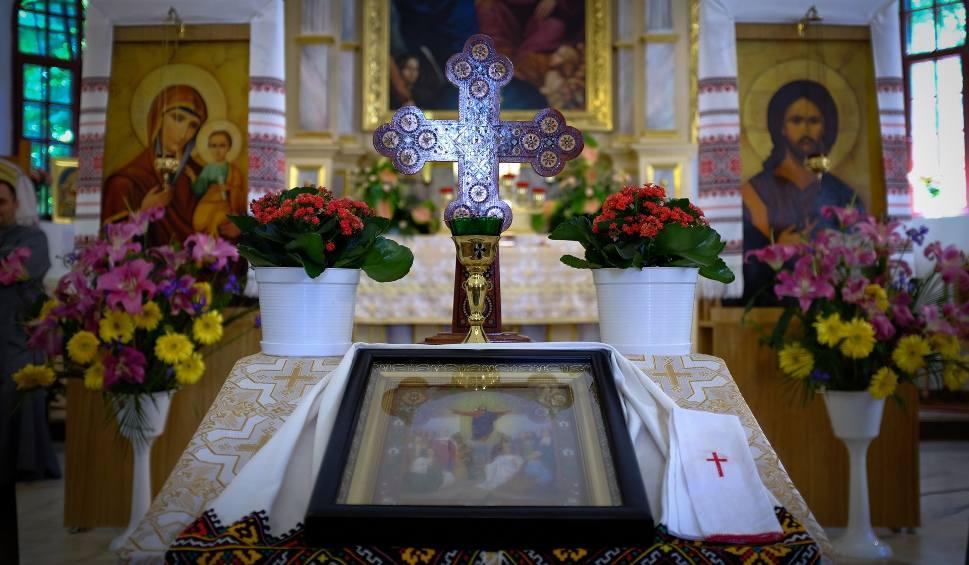 Film do artykułu: Parafianie pomogli wyremontować zabytkowy kościółek w parafii greckokatolickiej w Rzeszowie [ZDJĘCIA, WIDEO]
