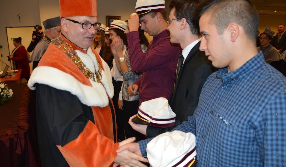 Film do artykułu: Uroczysty początek kształcenia na katolickiej uczelni