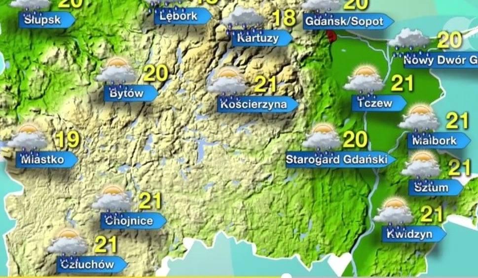Film do artykułu: Prognoza pogody na sobotę, 19 sierpnia 2017 [wideo, prognoza pogody, mapa burzy, mapa opadów]