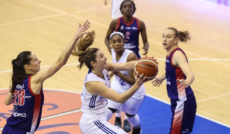 Film do artykułu: Basket 90 Gdynia bezradny w Polkowicach