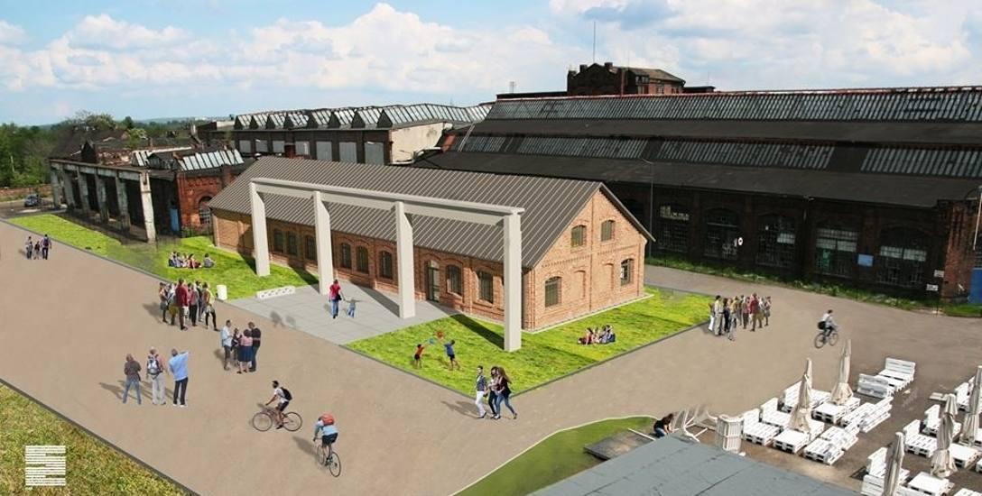 Na terenie byłej Dąbrowskiej Fabryki Obrabiarek DEFUM, w ramach projektu Fabryka Pełna Życia, pierwszy zostanie zmodernizowany budynek byłego warsztatu
