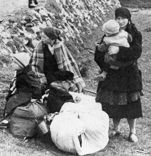 W czasie akcji wysiedlono ponad 50 tysięcy Polaków