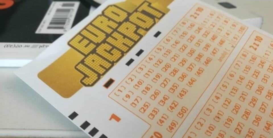 Eurojackpot 2021