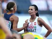 Anna Sabat podczas tegorocznych mistrzostw Europy zajęła 5. miejsce w finale biegu na 800 m.