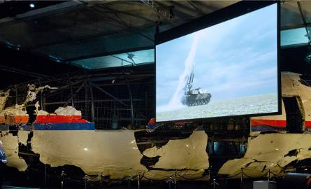Katastrofa samolotu na Ukrainie. Holendrzy: Malezyjskiego boeinga zestrzeliła rosyjska rakieta/© Peter Dejong