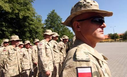 Żołnierze wrócili z Afganistanu
