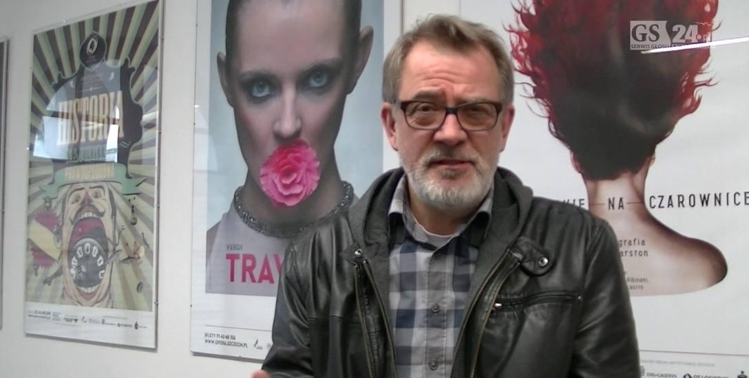 Jacek Jekiel, dyrektor Opery na Zamku, opowiada o tym, jak wygląda teatr w czasie pandemii
