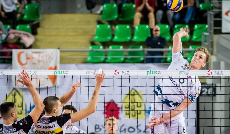 Film do artykułu: Chemik Bydgoszcz przegrał piąty raz z rzędu w Plus Lidze