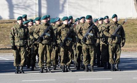 Przysięga w 10. Brygadzie Logistycznej w Opolu [zdjęcia]