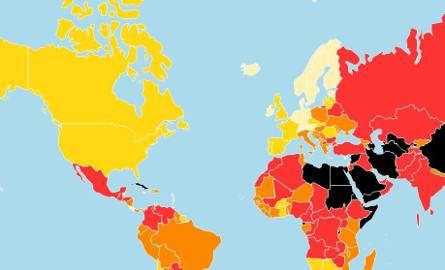Ranking wolności mediów Reporterów Bez Granic 2017: Polska za Haiti i Burkina Faso