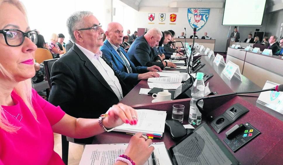 Film do artykułu: Sesja Rady Miejskiej. Tematów do rozmów nie brakowało