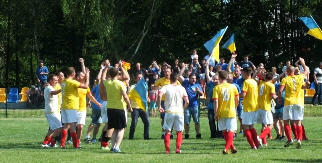 Ludowy Klub Sportowy Iskra Zgłobień chciałby w przyszłym roku wywalczyć awans. Wtedy bowiem będzie obchodził 45-lecie istnienia