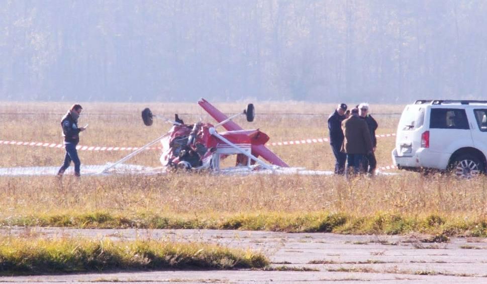 Film do artykułu: Wypadek awionetki Cessna C150 M w Kamieniu Śląskim. Państwowa Komisja Badania Wypadków Lotniczych ustaliła przyczyny wypadku