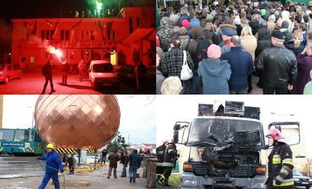 Czym żyliśmy 10 lat temu? W listopadzie 2008 roku w Białymstoku i regionie działo się sporo. Zapraszamy na podróż po wspomnieniach!
