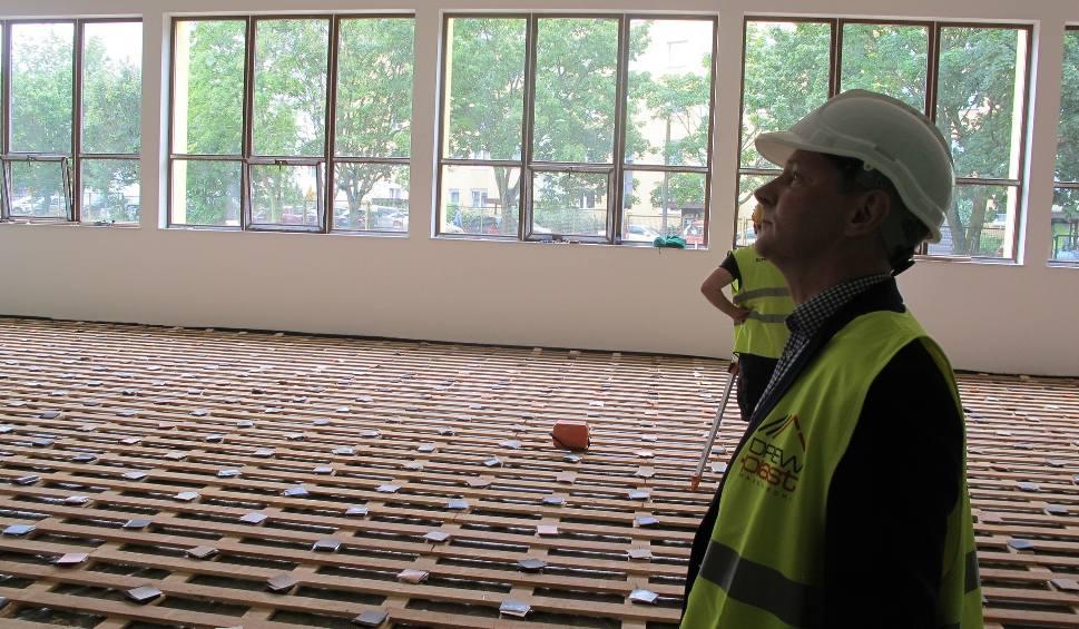 Film do artykułu: Nowe skrzydło szkoły na gorzowskim Manhattanie jest już prawie gotowe. Byliśmy już w środku!