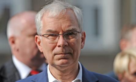 Waldemar Witkowski, lider listy SLD-Lewica Razem w wyborach do Sejmiku (okręg Poznań)