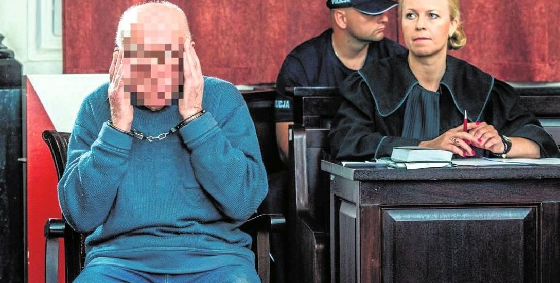 Henryk B. odbył wyrok 12 lat więzienia za zabójstwo żony