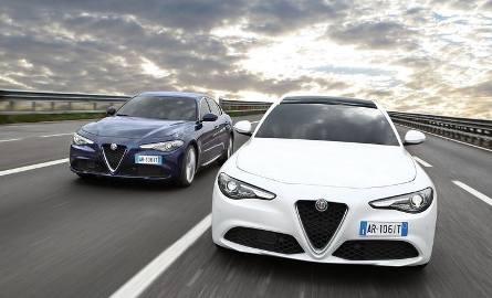 Alfa Romeo Giulia. Nowe wersje już dostępne