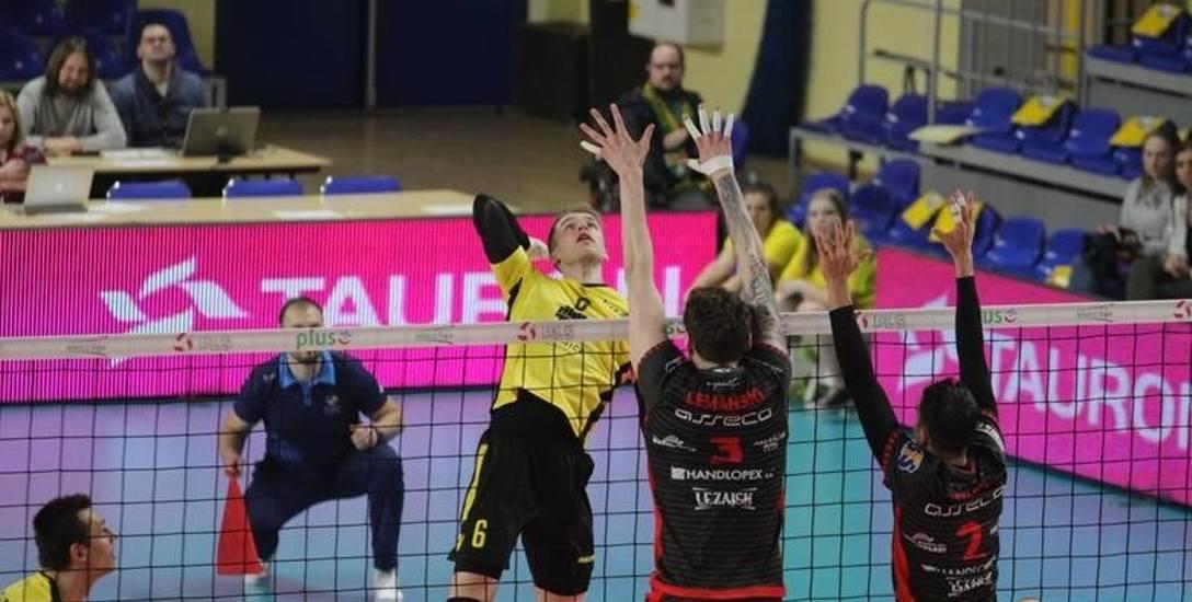 Siatkarze z Rzeszowa przegrali na inaugurację sezonu 2019/2020 w Katowicach