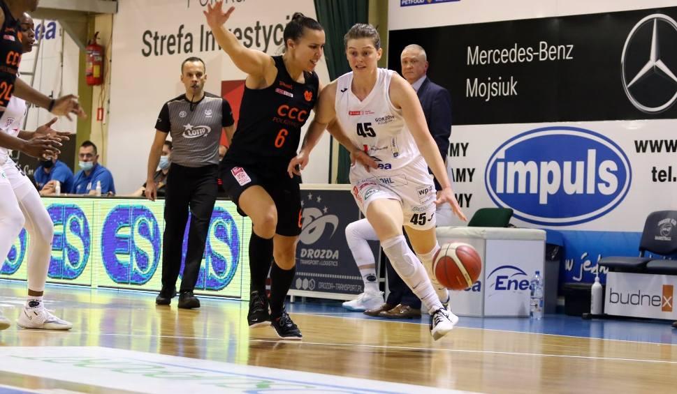 Film do artykułu: Koszykarki z Gorzowa nie zagrają w finale Energa Basket Ligi. Tym razem poległy w starciu z CCC Polkowice