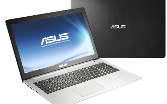 ASUS VivoBook S500CA: 15 cali i dotykowa matryca