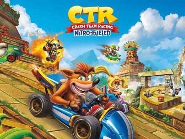 Crash Team Racing Nitro-Fueled zapowiada się znakomicie