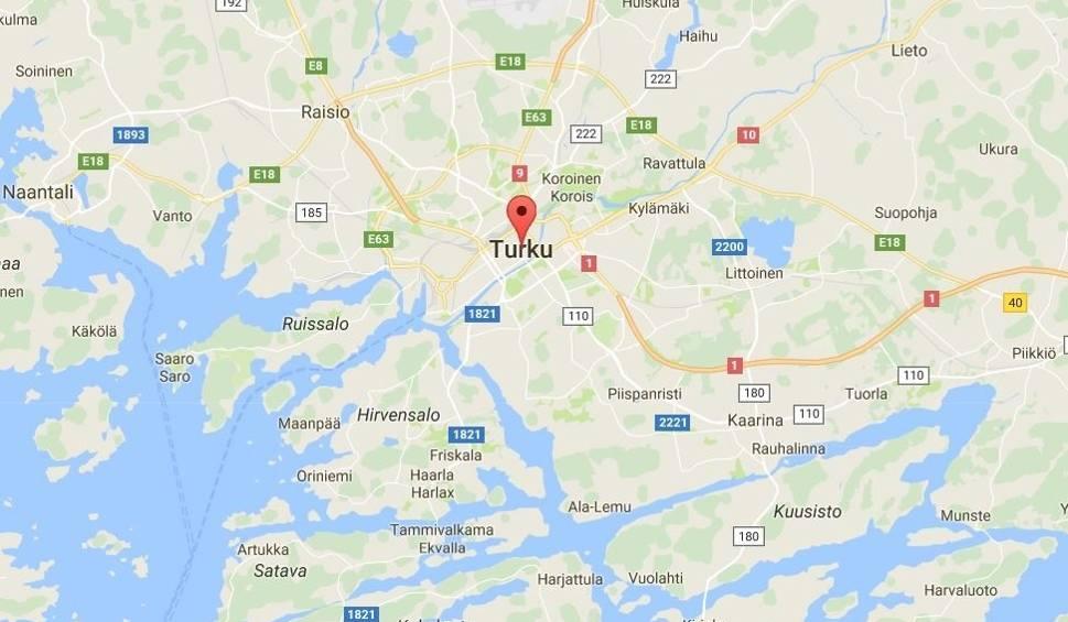 Film do artykułu: Finlandia. Atak nożownika w Turku. 2 osoby nie żyją, są ranni