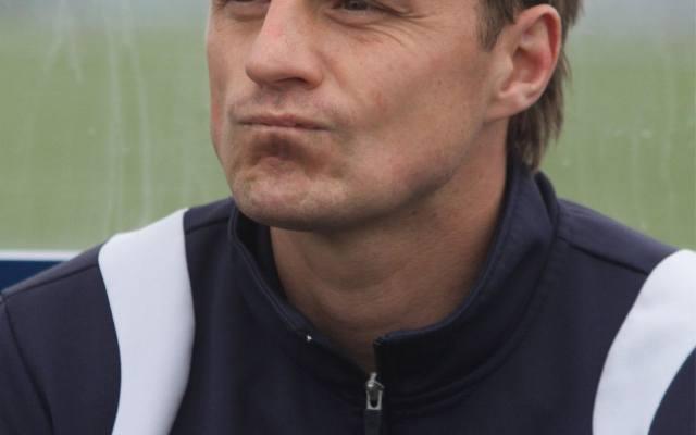 Trener Wayne Randki
