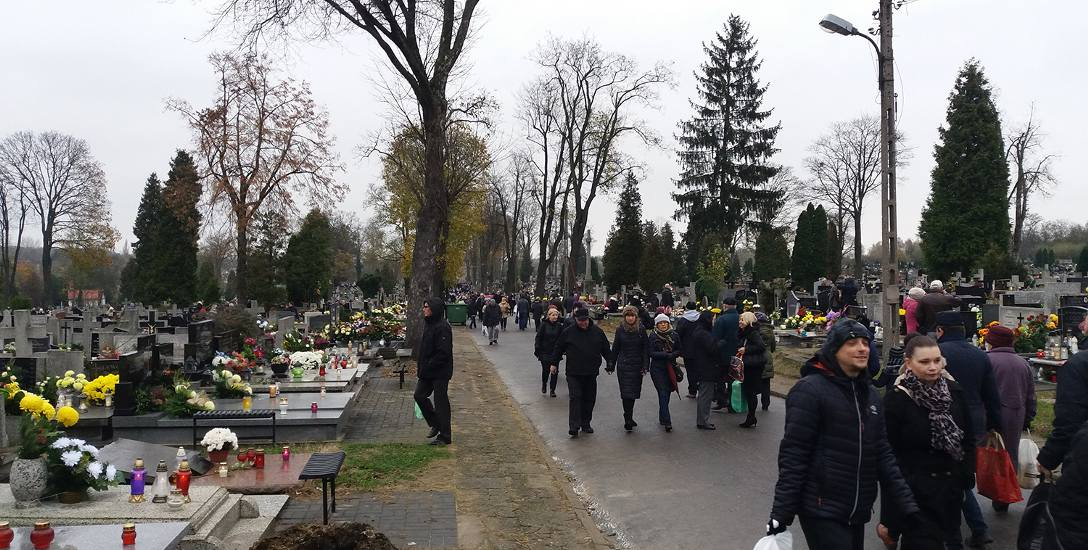 Bezpiecznie na cmentarzu