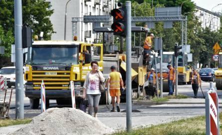 Już w czwartek koniec korków na skrzyżowaniu Warszawskiej i Jesionowej w Kielcach