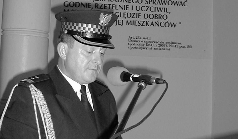 Film do artykułu: Pogrzeb Marka Ulińskiego - w piątek, 30 października w Starachowicach