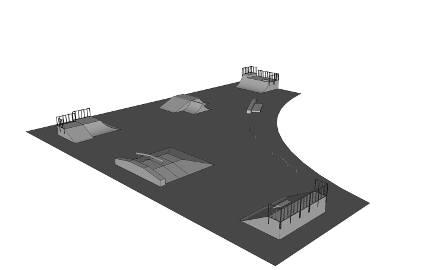 Prawdopodobnie już w tym roku powstanie skatepark w Wyszkowie