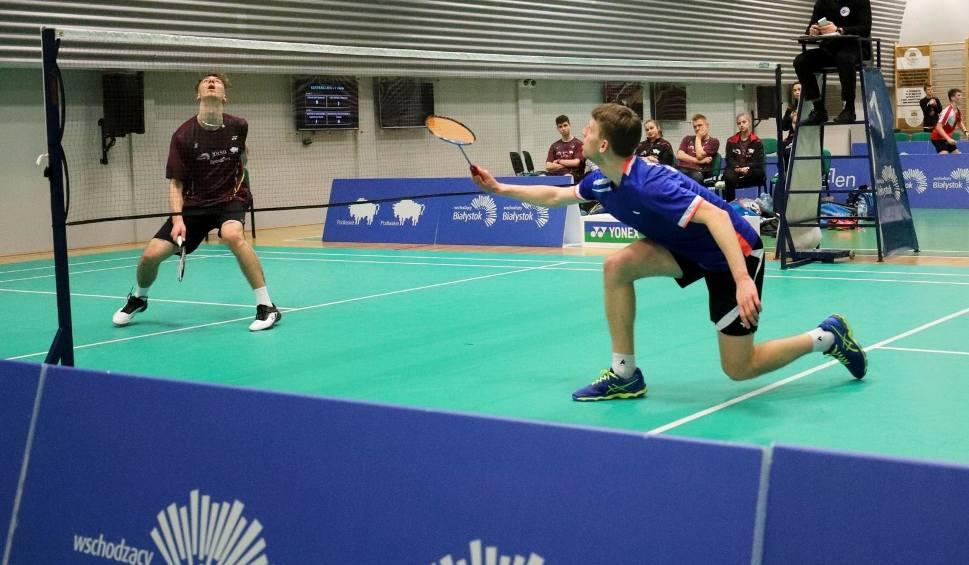 Film do artykułu: Poznaliśmy czwórkę finalistów ekstraklasy badmintona.