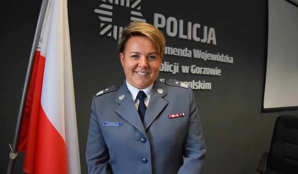 Film do artykułu: Kobieta generał jest w policji jedna. Pochodzi z Gorzowa [WIDEO]