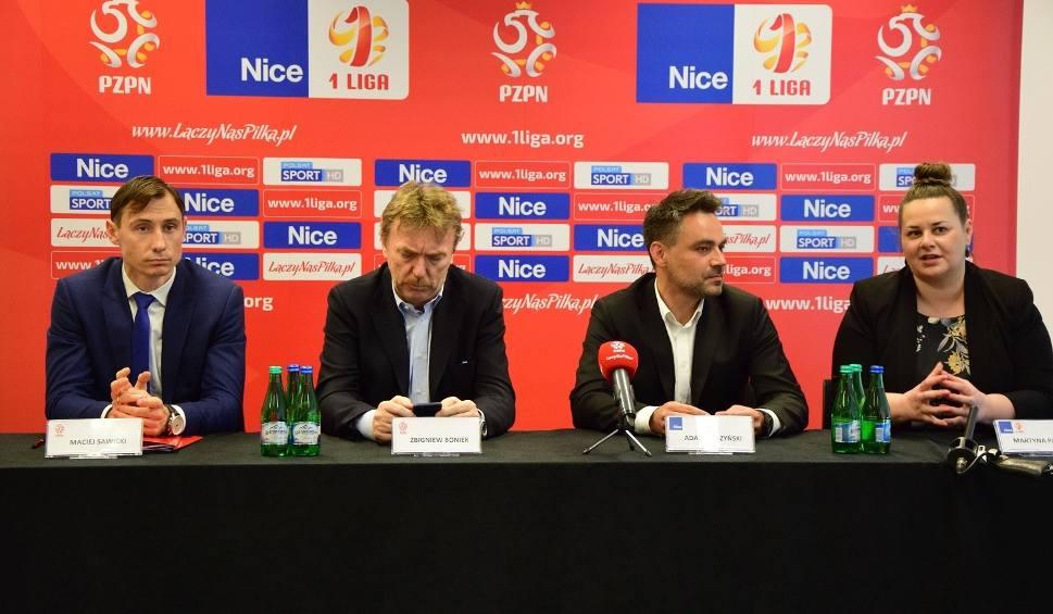 Film do artykułu: Rewolucja w 1. lidze! Jest sponsor tytularny rozgrywek i oficjalny serwis