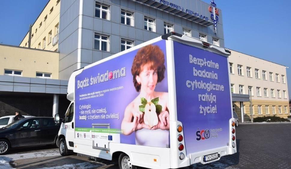 Film do artykułu: Podczas niedzielnego festynu w Sobkowie będzie można wykonać badania cytologiczne