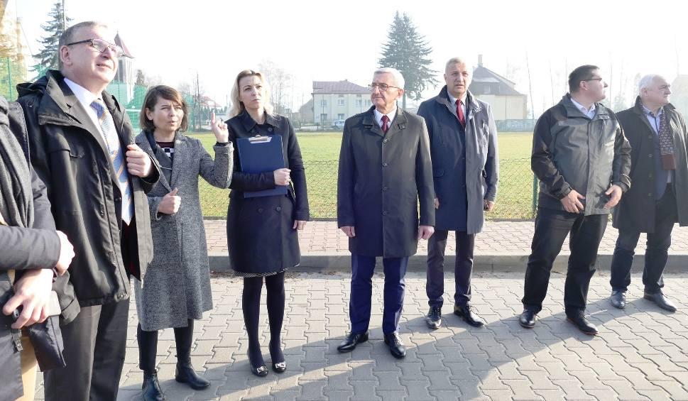 Film do artykułu: Gość z Komsji Europejskiej w Miedzianej Górze
