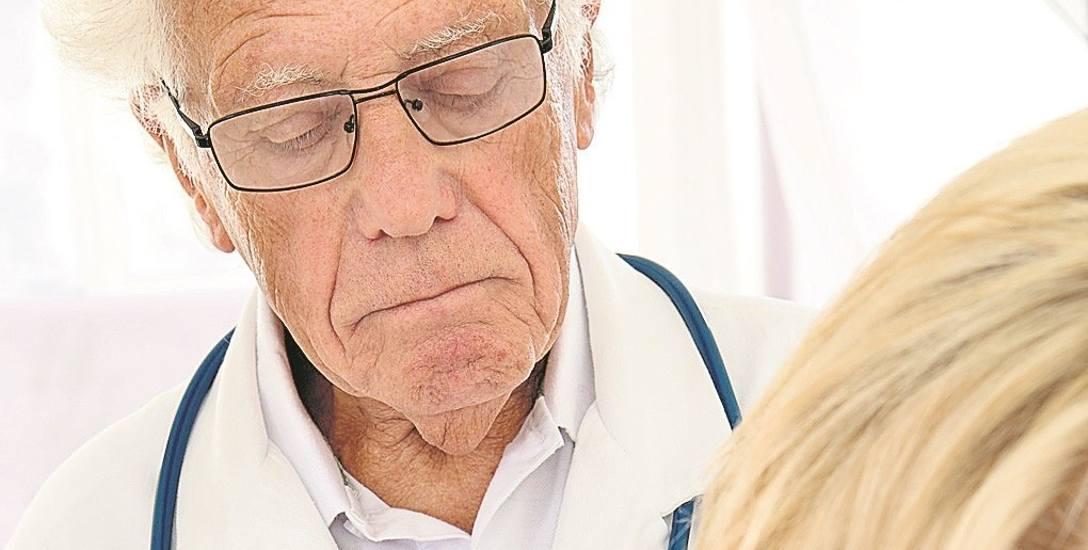 Mamy do czynienia z luką pokoleniową w medycynie. Szybko rośnie średnia wieku lekarzy